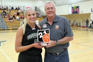 MVP Madison Hovren
