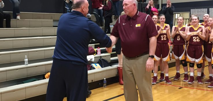 Chris Gibson earns 500th career victory